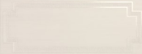 Ragno Time boiserie I. silver 20x50 cm