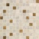 Atlas Concorde Sunrock jerusalem ivory mosaico gold 2,5x2,5