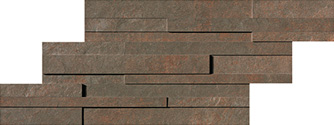 Atlas Concorde Trek forest brown brick 3D 30x60