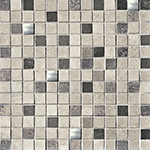 Casalgrande Padana Marte mosaico mix D 2,5x2,5