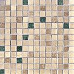 Casalgrande Padana Marte mosaico mix F 2,5x2,5