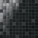 Atlas Concorde Admiration midnight black mosaico dek 2,5x2,5 lucida rettificato
