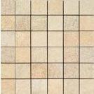 Apavisa Quartzstone Deco beige estructurado mosaico 5x5