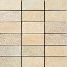 Apavisa Quartzstone Deco beige estructurado mosaico 5x10