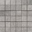 Apavisa Quartzstone Deco gris estructurado mosaico 5x5