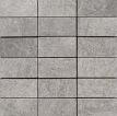 Apavisa Quartzstone Deco gris lappato mosaico 5x10