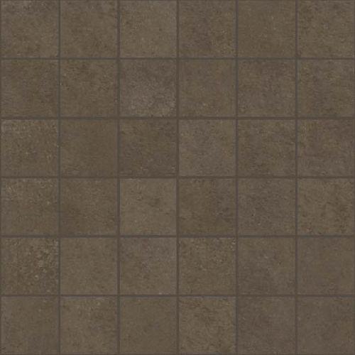 Apavisa Microcement brown lappato mosaico 5x5