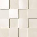 Atlas Concorde Marvel Floor design champagne mosaico 3D 30x30