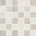 Atlas Concorde Sunrock travertino white mosaico mix 5x5